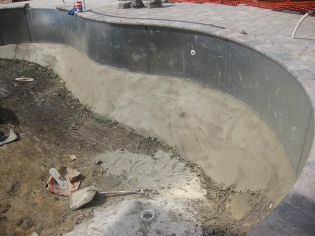 New Pool Dig 2013