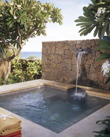 Ryan Associates - New Homes - Mauna Kea Hale tropical pool