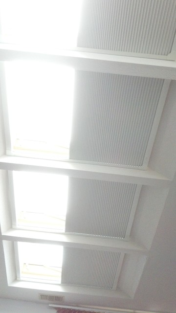 Motorized Shades Modern Cellular Shades Other Metro By A M Designs