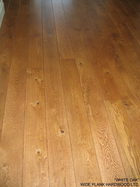 WHITE OAK modern-hardwood-flooring