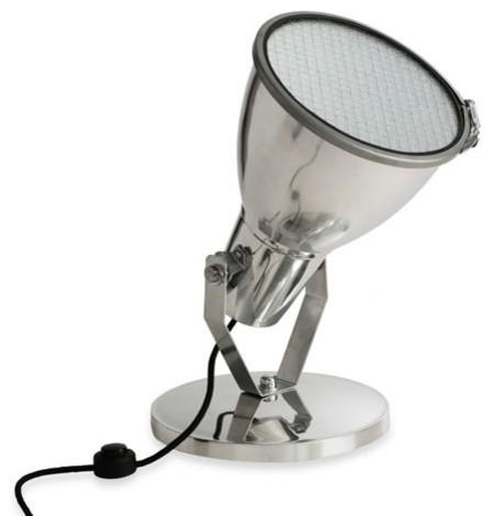 Stirrup 3 Uplighter Floor Lamp Industrial Floor Lamps By Design