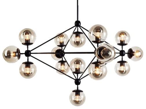 Modo Chandelier modern-chandeliers