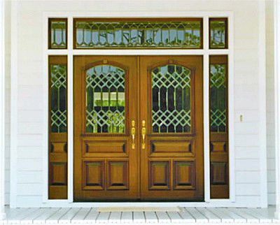 Estate Collection - DbyD1044 traditional-front-doors