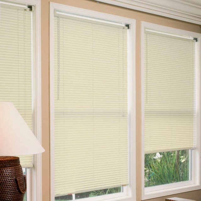Lewis Hyman 182 Light Filtering Vinyl Mini Blind
