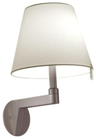 Melampo Mini Wall Task Light by Artemide modern-wall-lighting