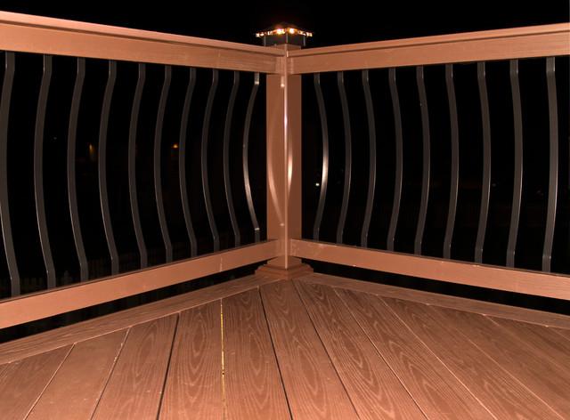 Composite Decks Kansas City - Azek traditional