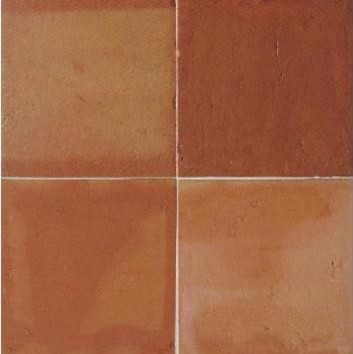 Mexican Saltillo Ceramic Floor Tile Wall And Floor Tile