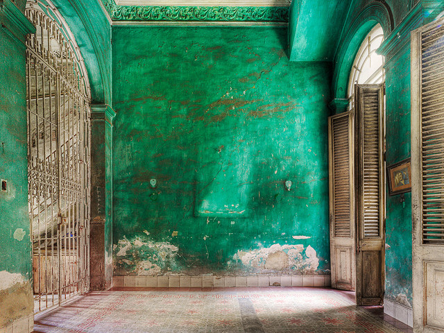 Villa Eulalia #3 Photo by Michael Himpel contemporary artwork