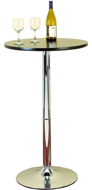 Metal Bar Table For Relaxing Moments traditional-bar-tables