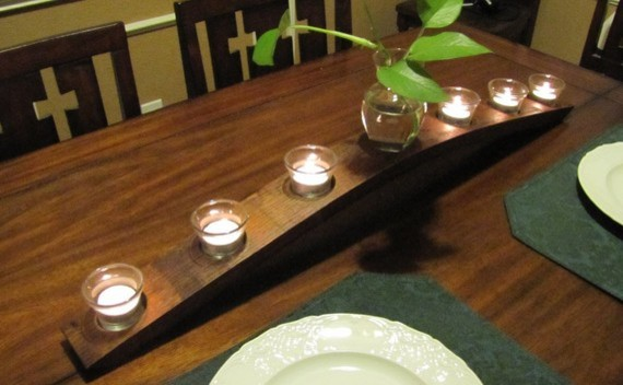 Contemporary Candles And Candle Holders by Etsy