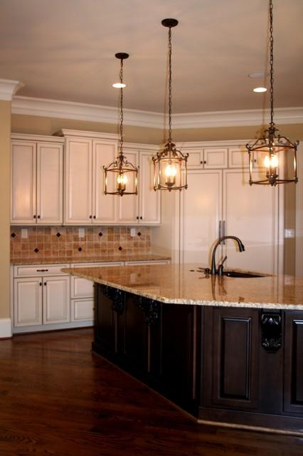 Greene Residence traditional-kitchen