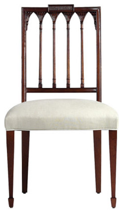 Russell Side Chair traditional-dining-chairs