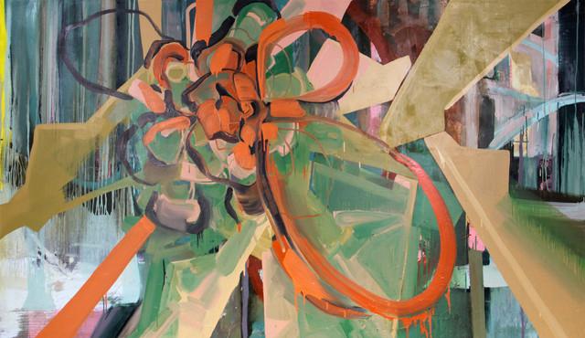 Cosmic Intervention contemporary-artwork
