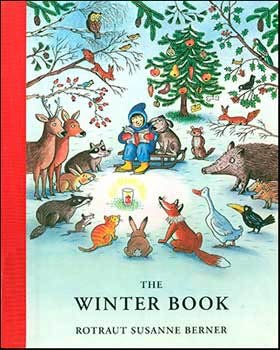 The Winter Book by Rotraut Susanne Berner contemporary-kids-products