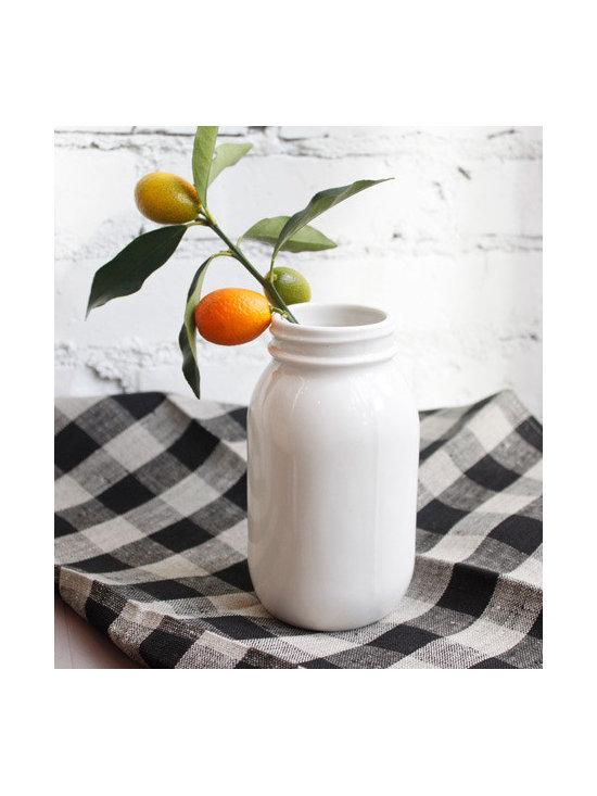 Porcelain Jar -