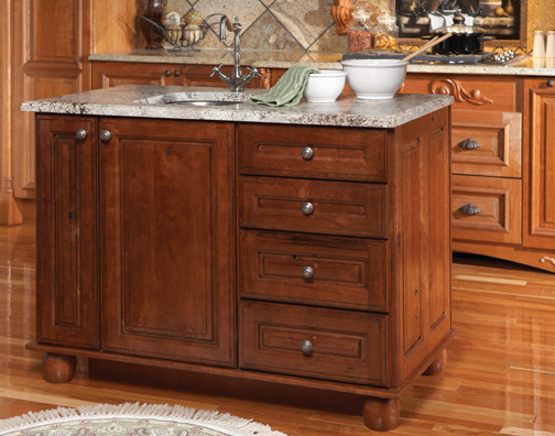 Islands by Wellborn Cabinet, Inc. - other metro - by Wellborn Cabinet ...