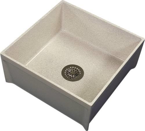 Mop Sink : Zurn Mop Basin - Asian - Utility Sinks - by BuilderDepot, Inc.