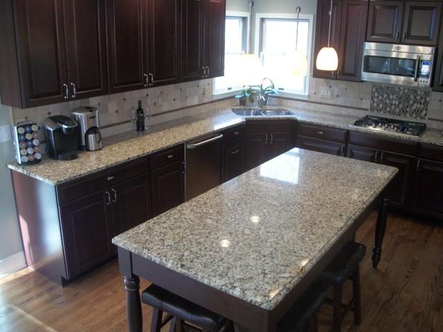 Kitchen Countertops Granite Houzz
