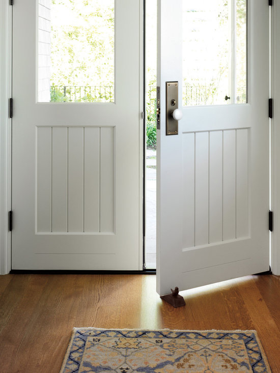 Rejuvenation: Entry - Dress up an entry with classic door hardware. Styles range from traditional to contemporary. Multiple finishes and locking options available.