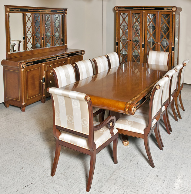 Empire Style Dining Room Set