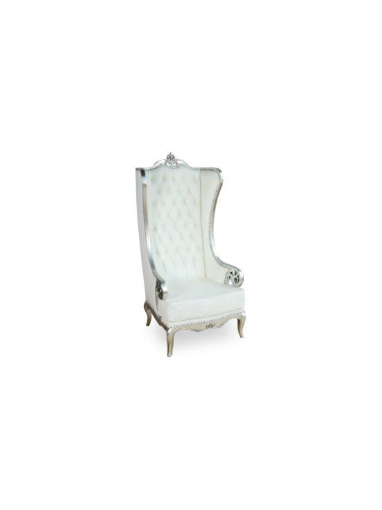 Fabulous and Baroque's Chairs & Benches - Fabulous and Baroque's Theban Chair