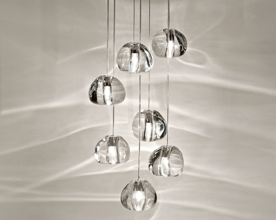 Mizu Multi Light Pendant by Terzani USA