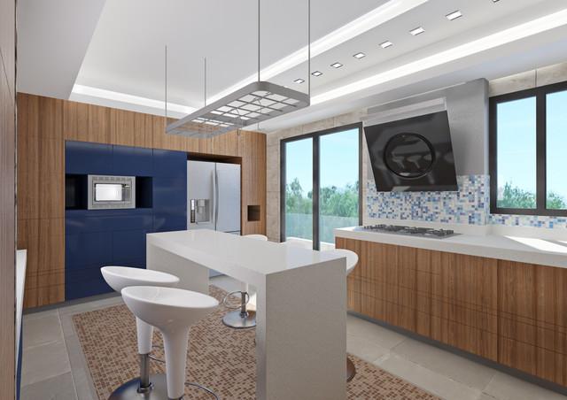 Private Kitchen modern