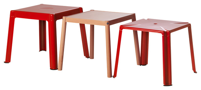 modern side tables and accent tables by IKEA