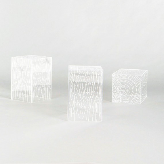 Contemporary Side Tables And Accent Tables by HD Buttercup