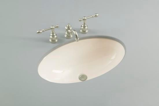 KOHLER K-2240-96 Vintage Undercounter Lavatory contemporary-bathroom-sinks