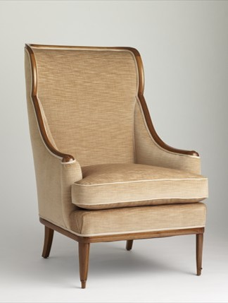 Jan Showers Hudson Chair contemporary-chairs