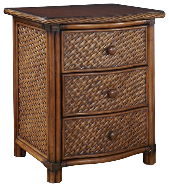 Home Styles Marco Island Night Stand transitional-nightstands-and-bedside-tables