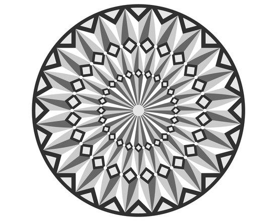 Artistic Tile Duomo Medallion -