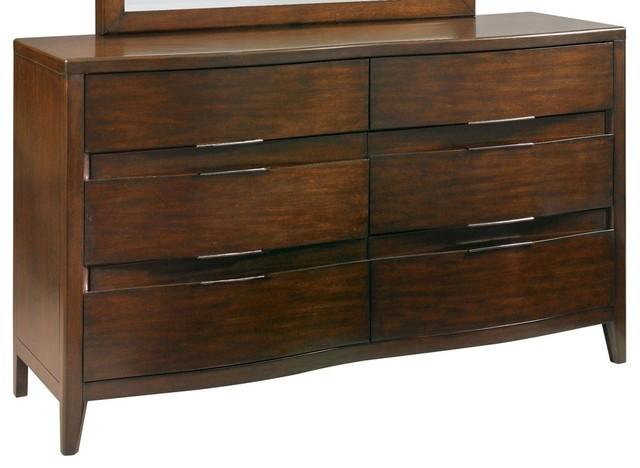 PULASKI Furniture - Ginger Dresser - 355100 traditional-dressers-chests-and-bedroom-armoires