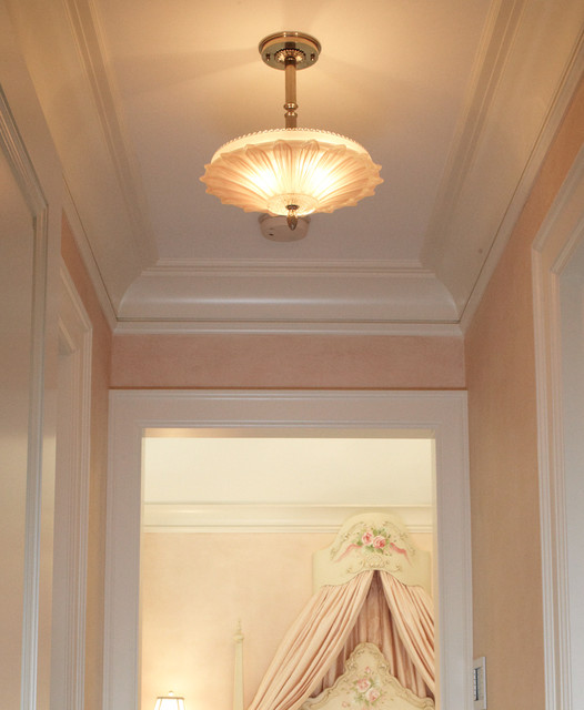Ceiling Lamps For Hallways : Vintage hallway pendant traditional ceiling lighting