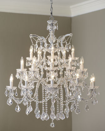 26-Light Maria Theresa Chandelier traditional-chandeliers