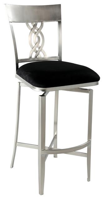 back memory swivel bar stool contemporary bar stools and counter