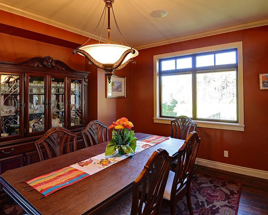 Dining Rooms | Brighten Your Meal - Private Residence in Calgary, AB | Home by N of 1 Custom Projects | Innotech Windows Canada, Inc.