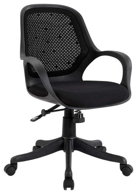 Modway Arrow Office Chair in Black contemporary-office-chairs