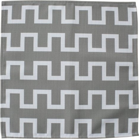 Chooty & Co. Chooty & Co. Pallas Sunny Napkins - Set of 4 contemporary table linens