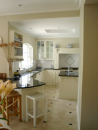 Burwood Victorian villa additions traditional-kitchen