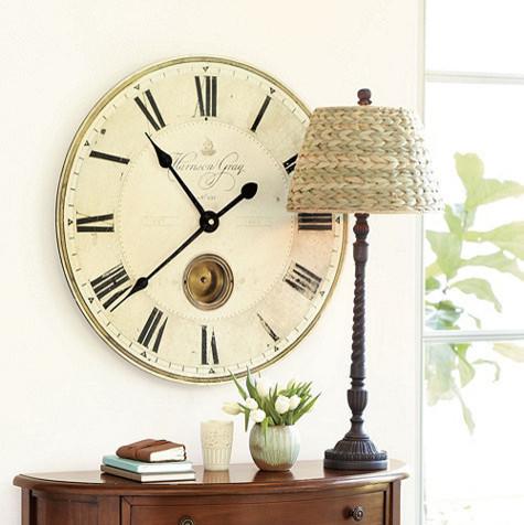 Harrison Gray Clock traditional-clocks