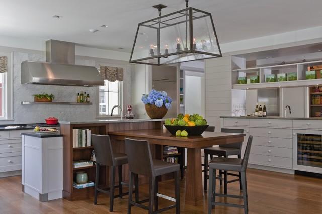 Acton Residence modern-kitchen