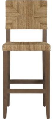 "Fiji 30"" Bar Stool contemporary-bar-stools-and-counter-stools"
