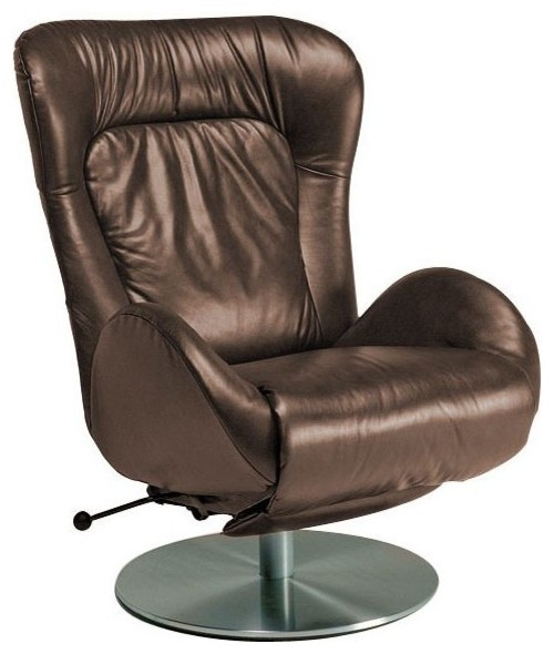 Amy Recliner Chair by LAFER contemporary-armchairs-and-accent-chairs