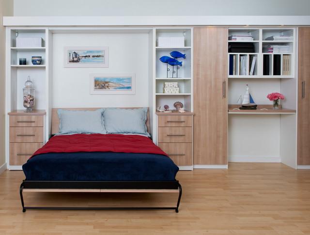 Wall Beds bedroom