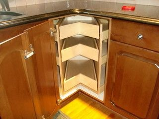Glide Around Lazy Susan - Shelves and Drawers in your ...