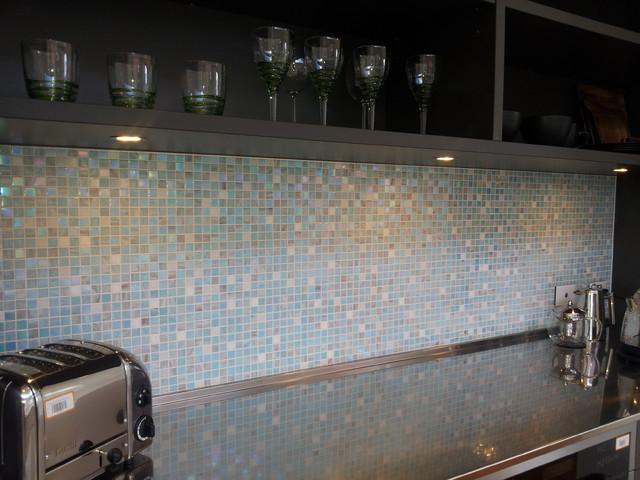 Bisazza Mosaic Kitchen Splashback 5 Lombardia Way