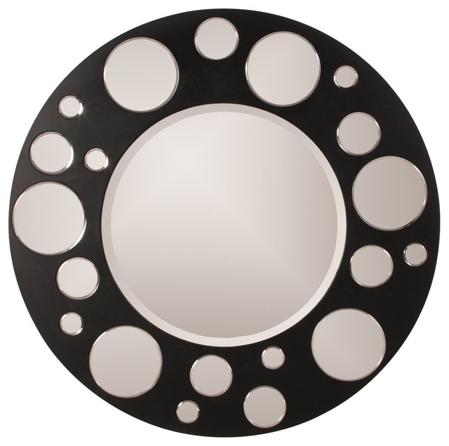Encore Wall Mirror - 39W x 39H in. contemporary mirrors