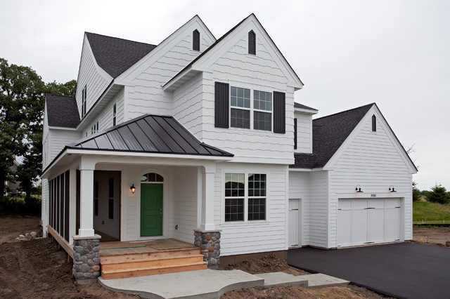 Armstrong Home - Lakeville traditional-exterior